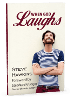Book Review: When God Laughs by Steve Hawkins