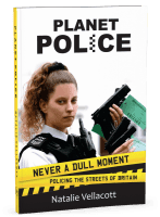 Book Review: Planet Police by Natalie Vellacott