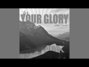 For Your Glory (Single Art)